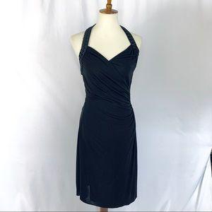 L. K. BENNETT Black Cocktail Dress